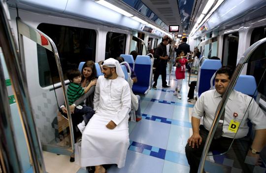 UAE-TRANSPORT-RAIL
