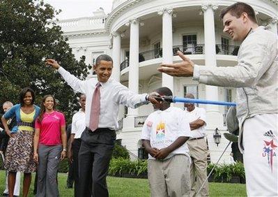 Obama Chicago Olympics